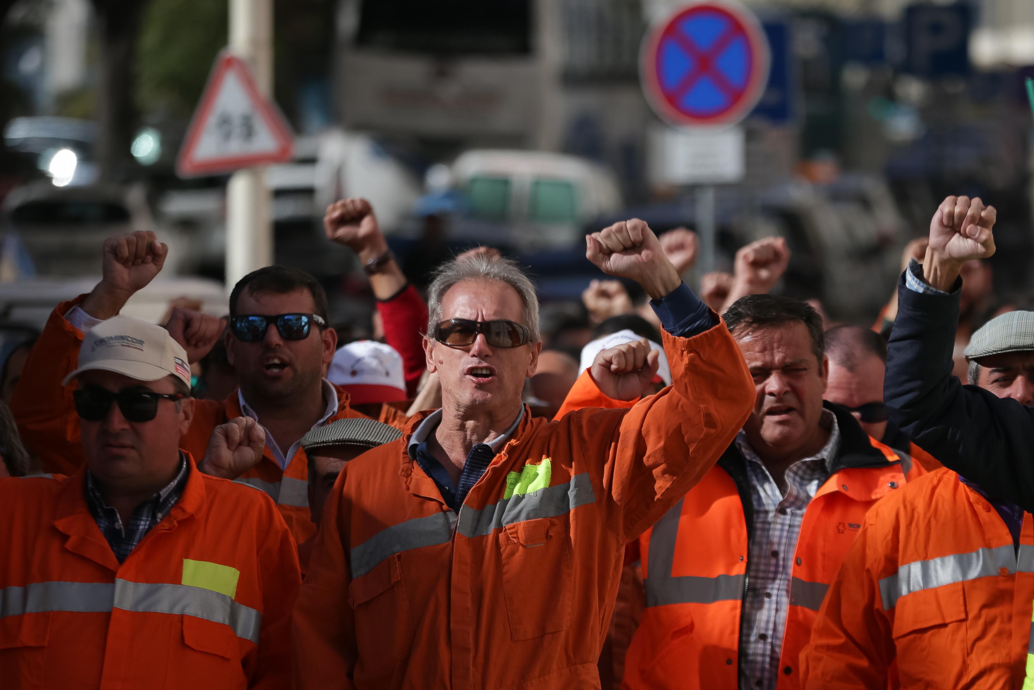 Desconvocada greve de trabalhadores da mina de Neves-Corvo
