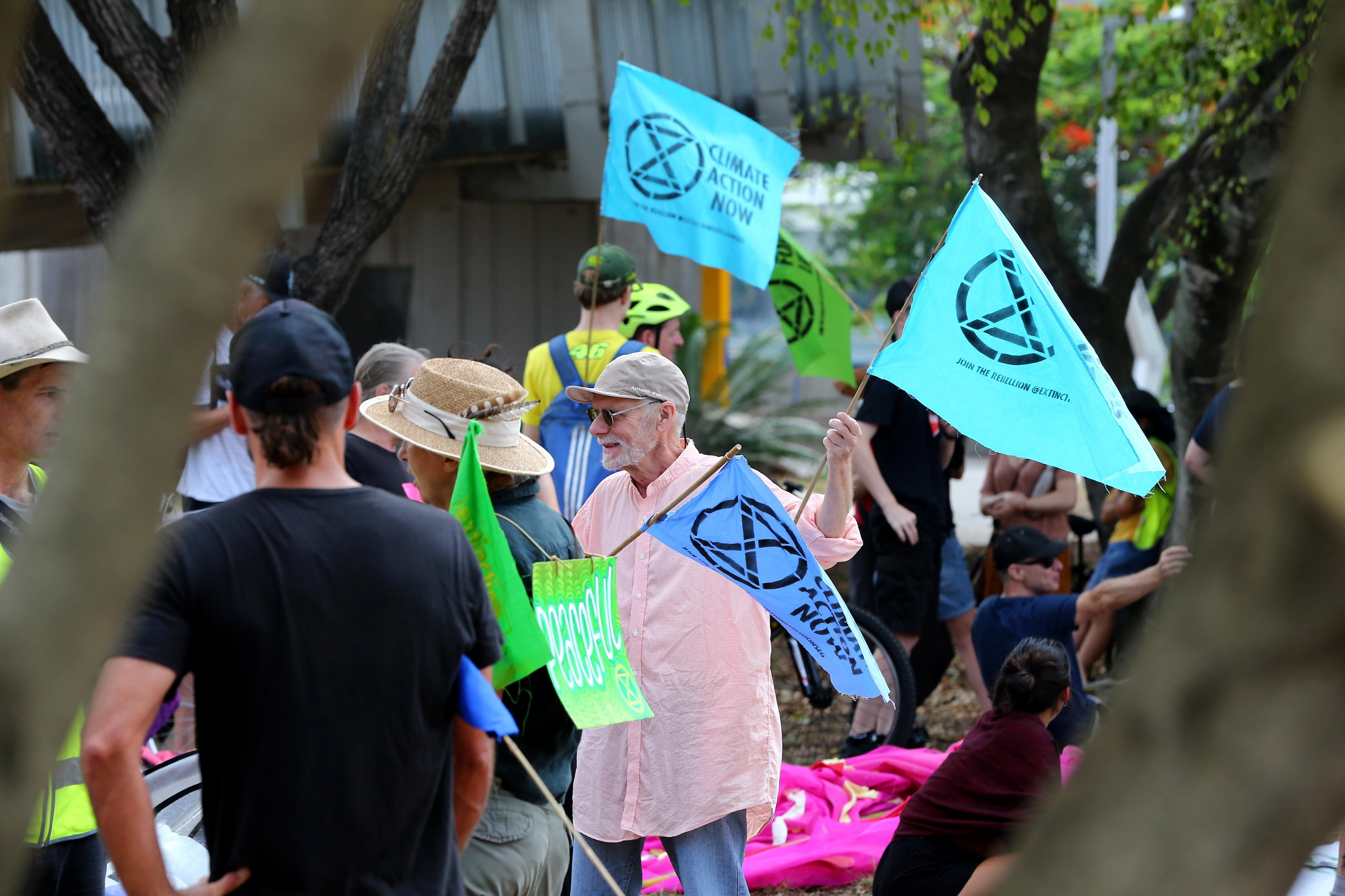 "Movimento ""Extinction Rebellion"" pronto para ""perturbar"" COP26"