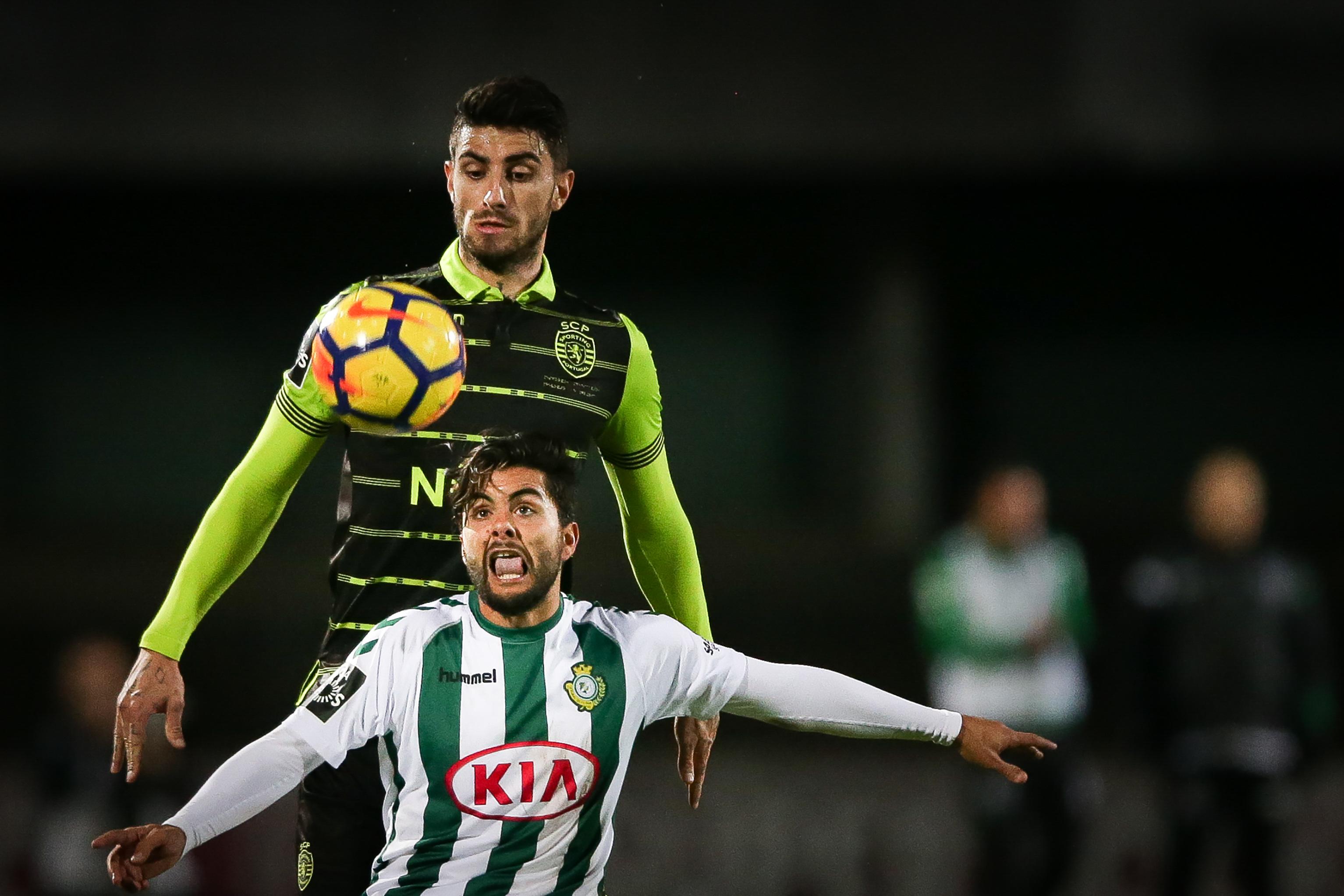 Vitória de Setúbal empata com Sporting com penálti nos descontos