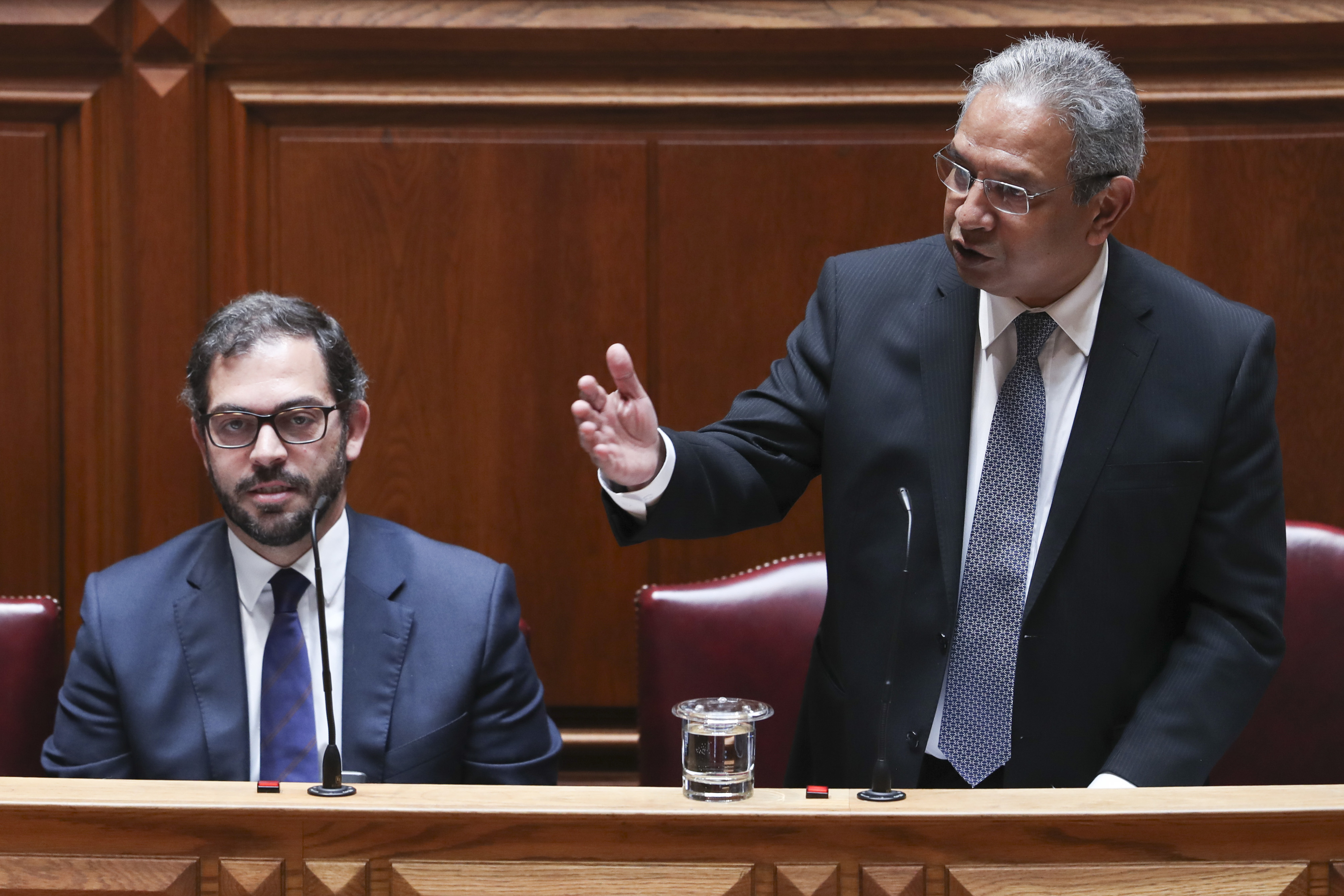 Ministro do Planeamento destaca 32 mil ME de investimento público até 2023