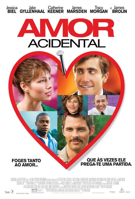 Capa do filme: «Amor Acidental»