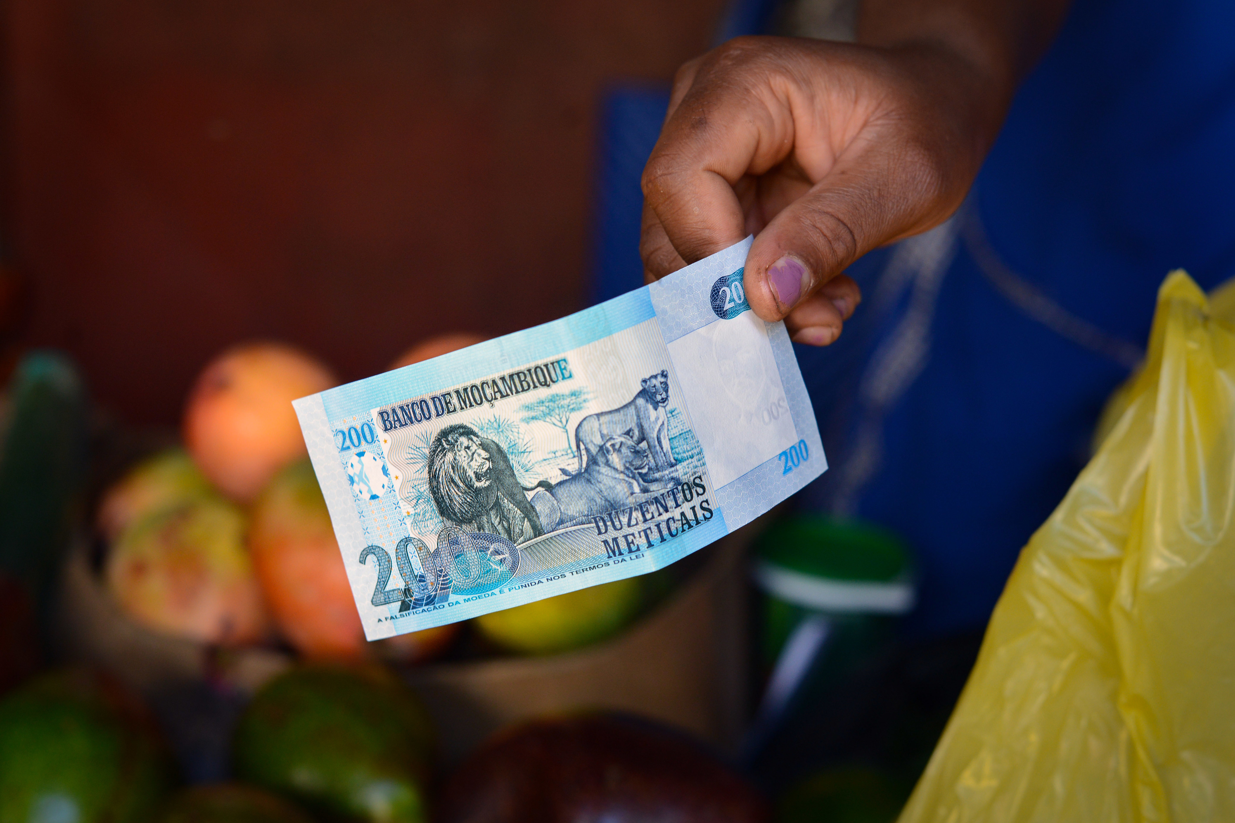 Moeda de Moçambique desvaloriza-se para 66 meticais por dólar em 2020 - Consultora