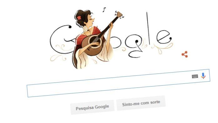 """""""Fundadora"""" do Fado homenageada pelo Google"""