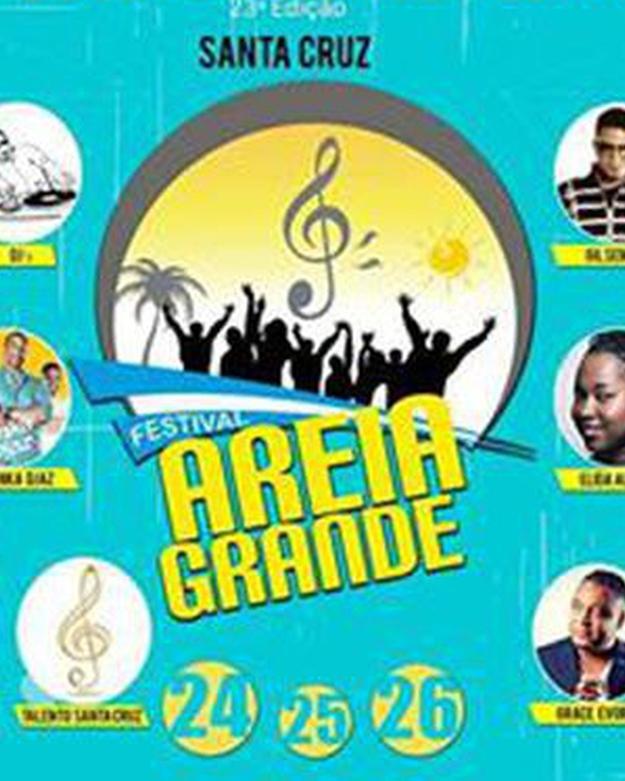 Festival de Areia Grande