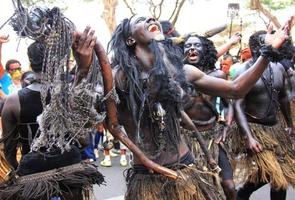 desfile de mandingas