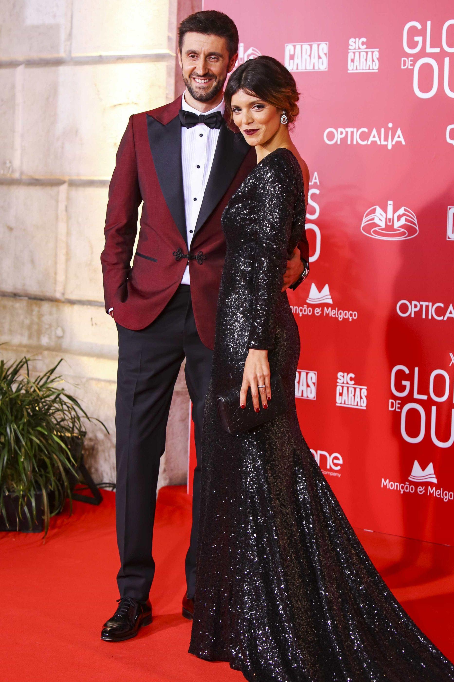Daniel Oliveira e Andreia Rodrigues: Hoje é o grande dia