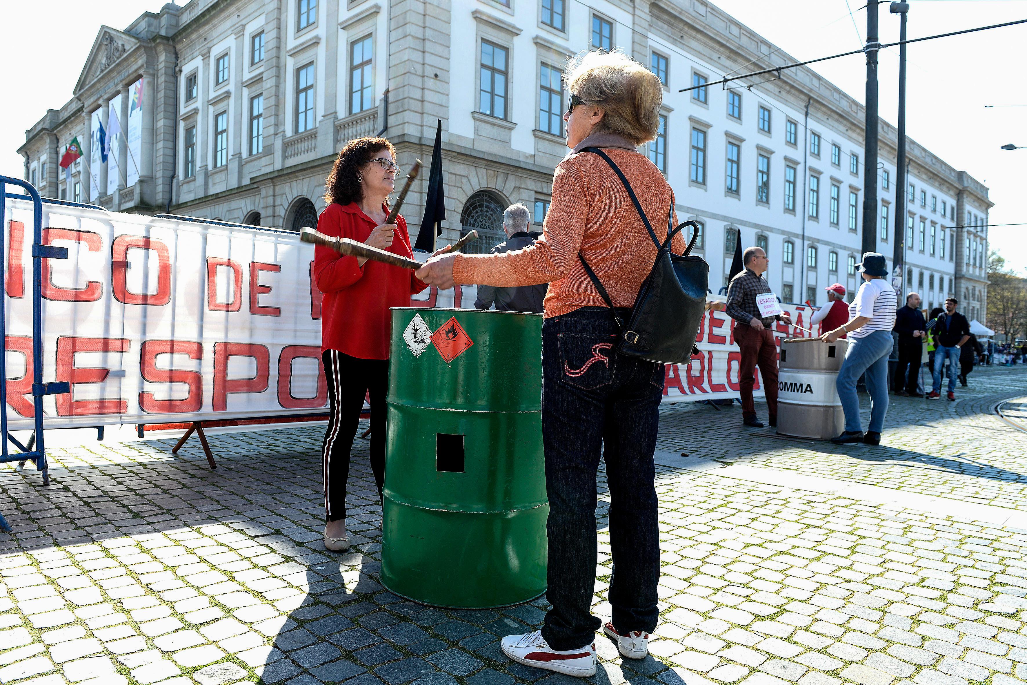Presidente da República promete receber grupo de lesados do BES/Novo Banco em Belém