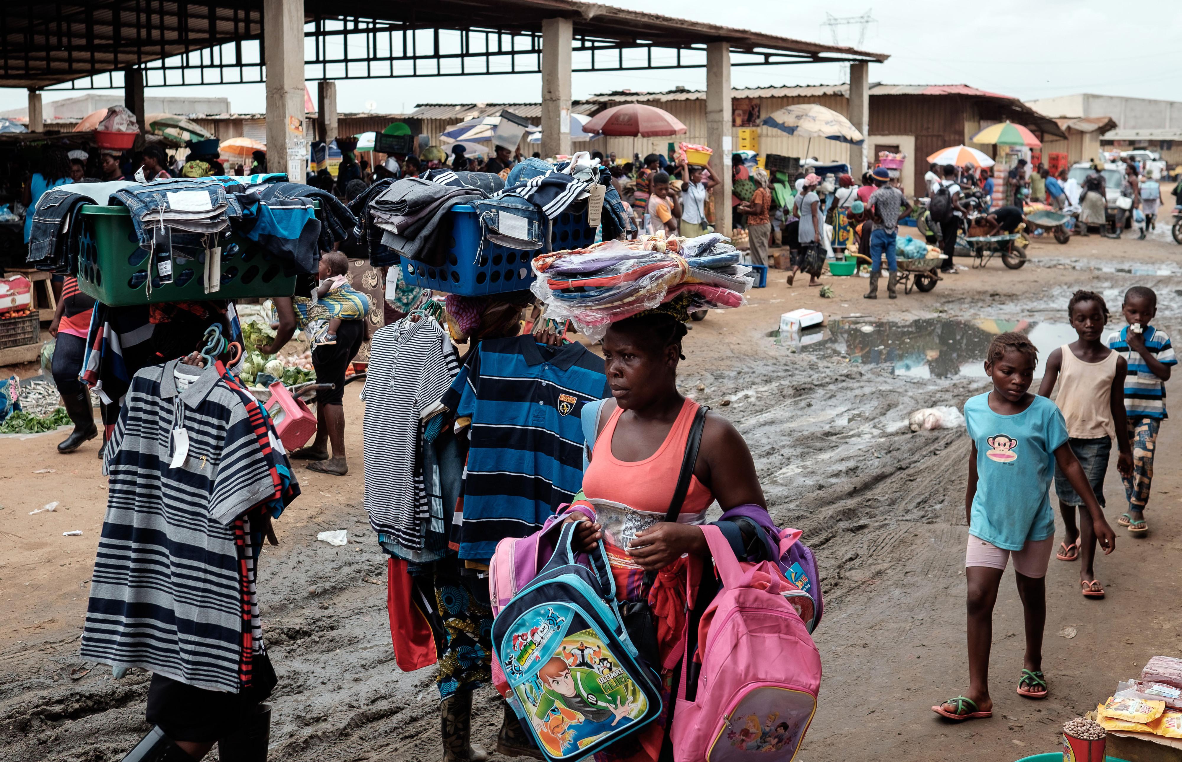 Angola efectua mais de 4,2 milhões de registos nascimento nos últimos três anos
