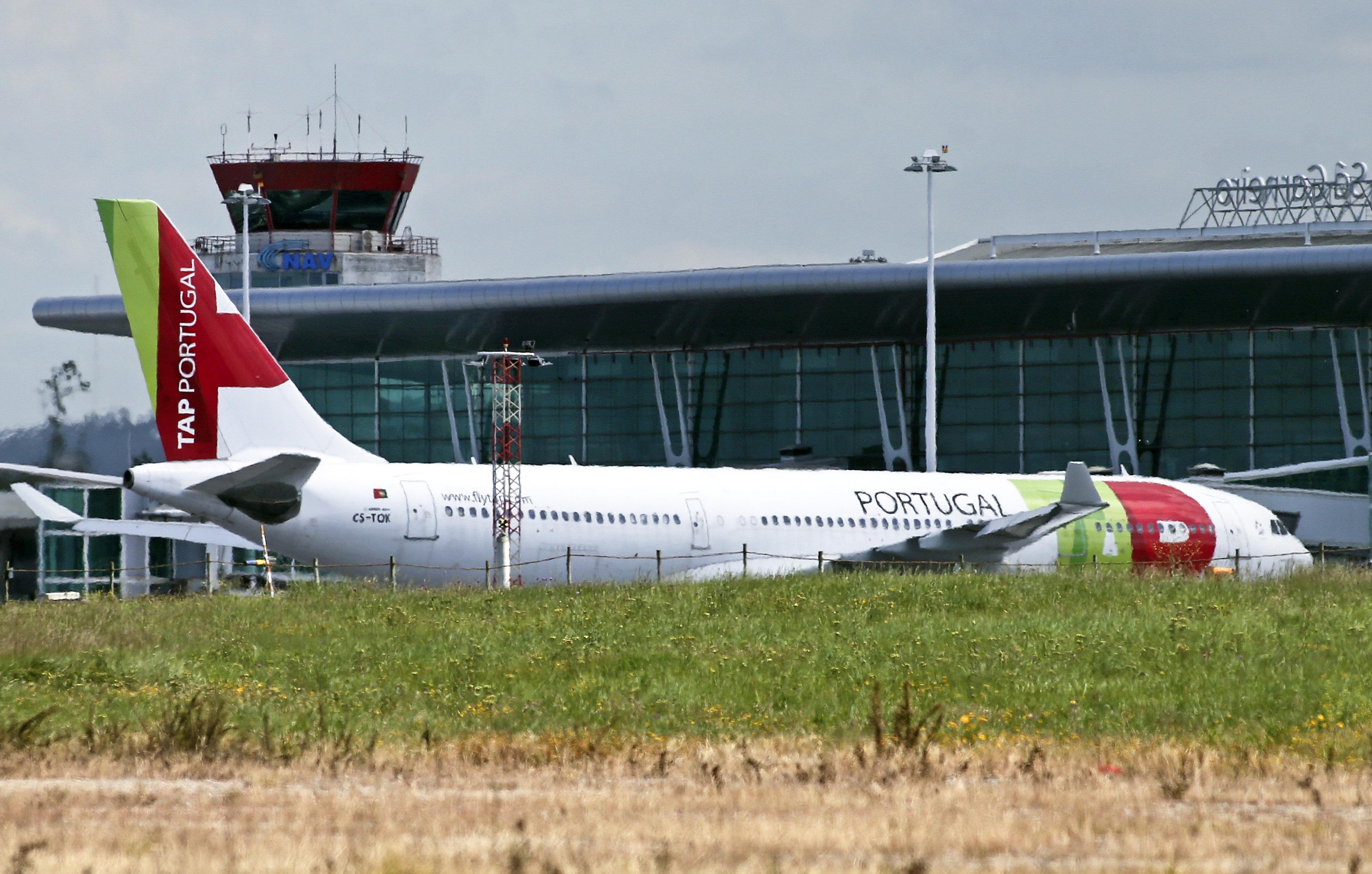 TAP espera indicações dos aeroportos sobre greve da Prosegur e Securitas no fim do ano