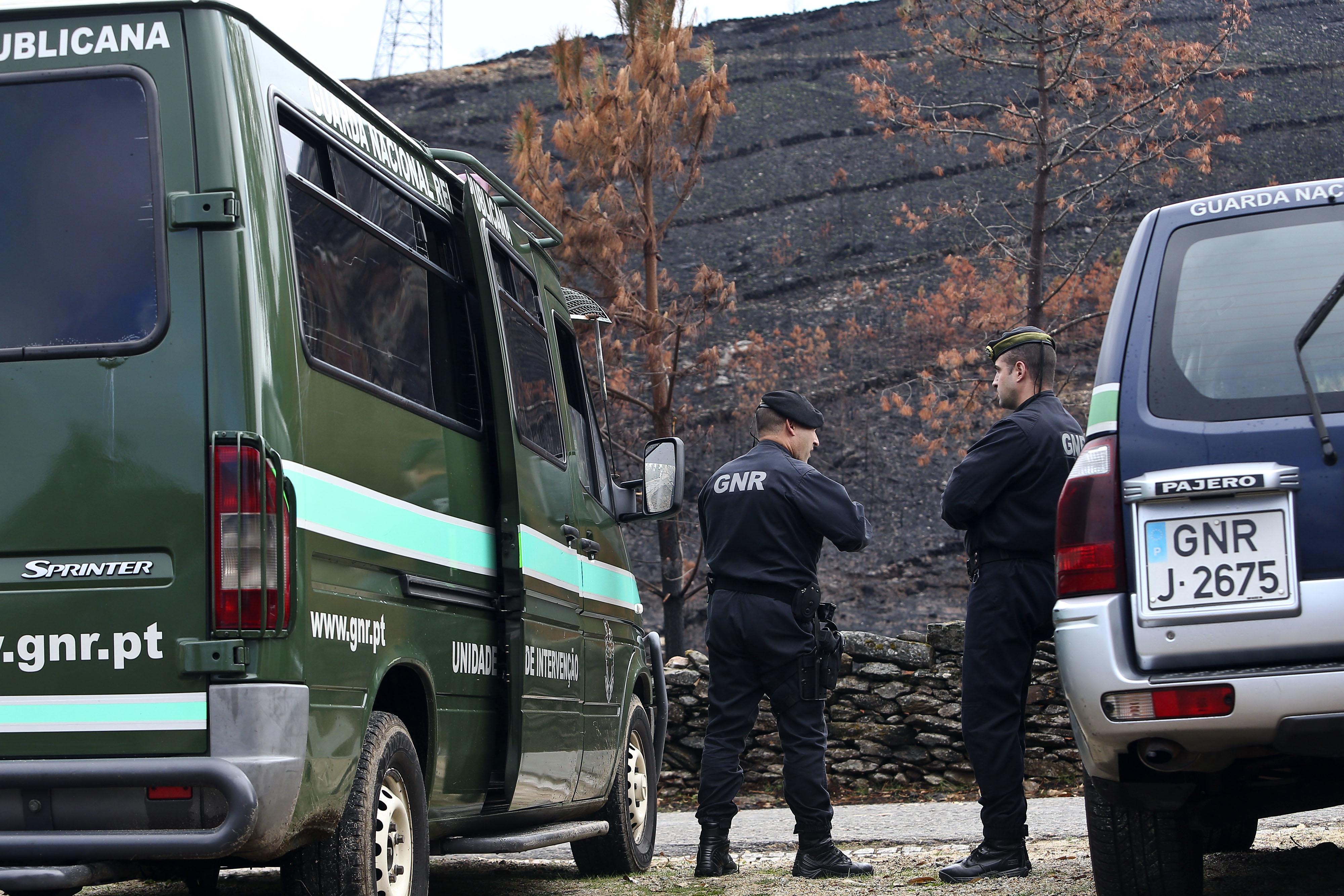 GNR deteve quatro homens por violência doméstica no Grande Porto