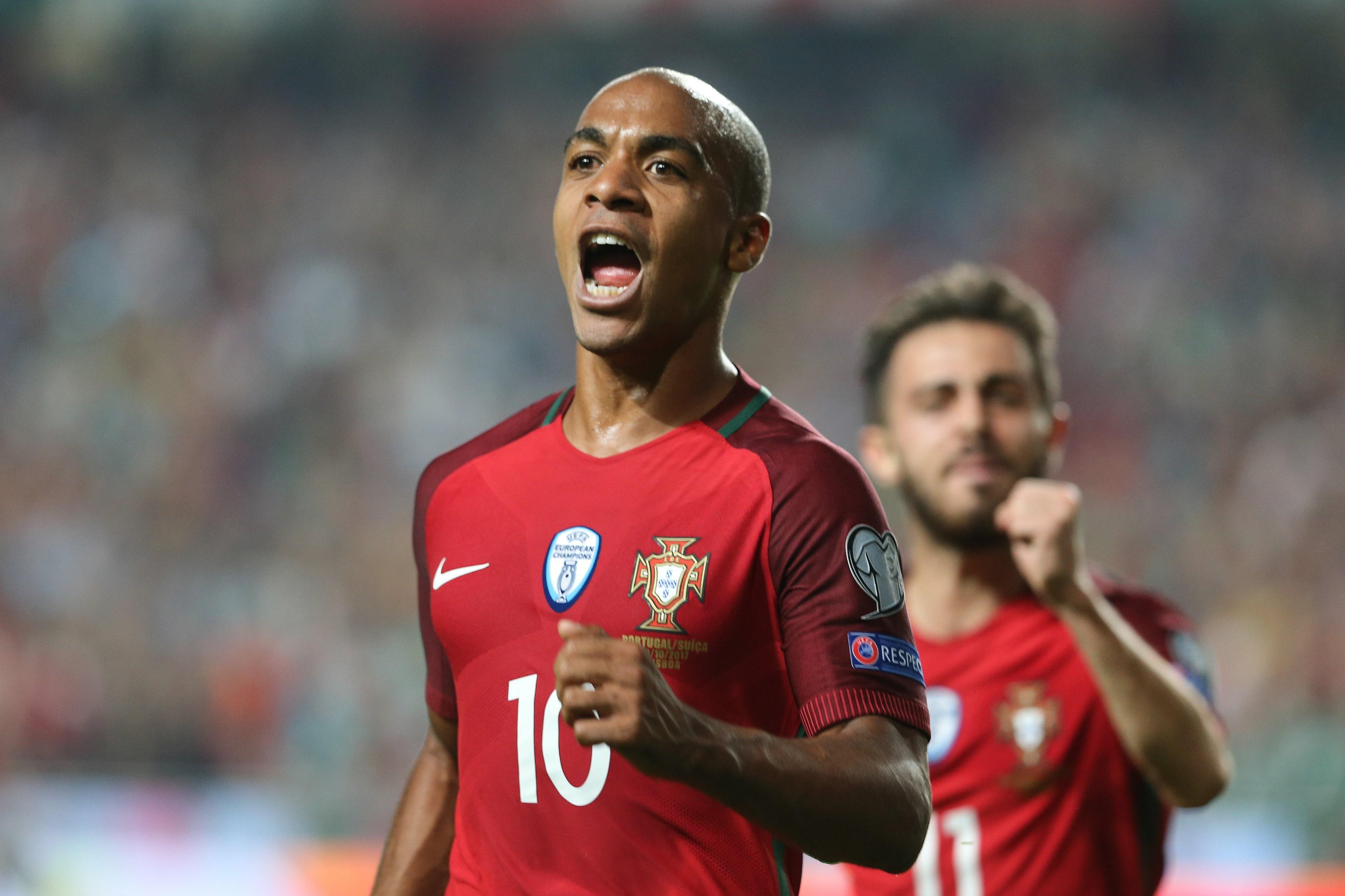 João Mário diz que não guarda mágoa do Inter e só pensa em competir no West Ham