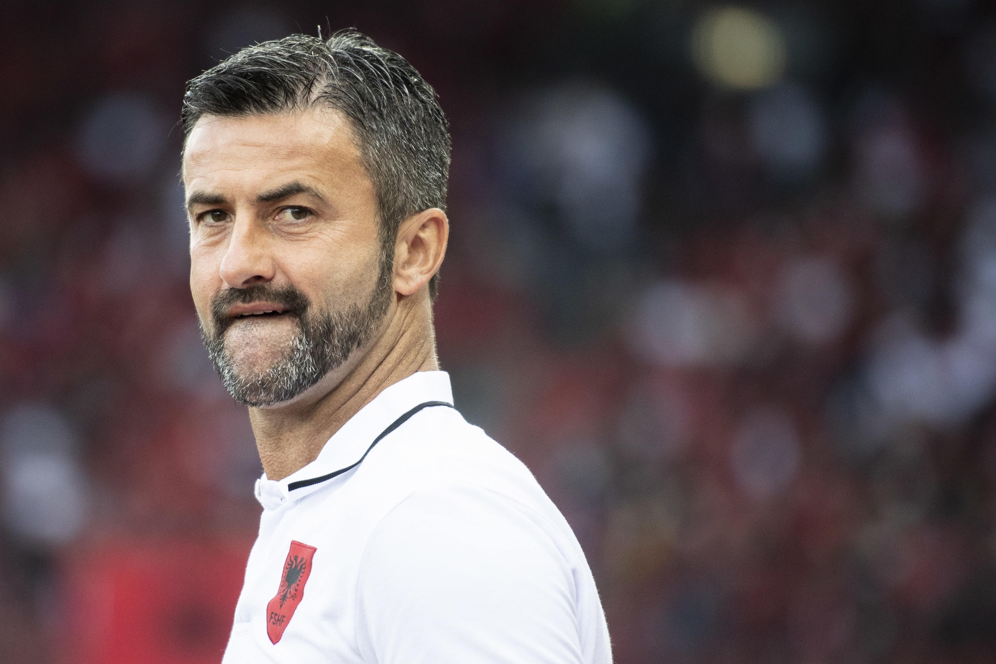 Panucci demitido do cargo de selecionador de futebol da Albânia