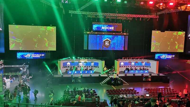 Altice faz as primeiras transmissões de TV em direto com 5G no Moche XL