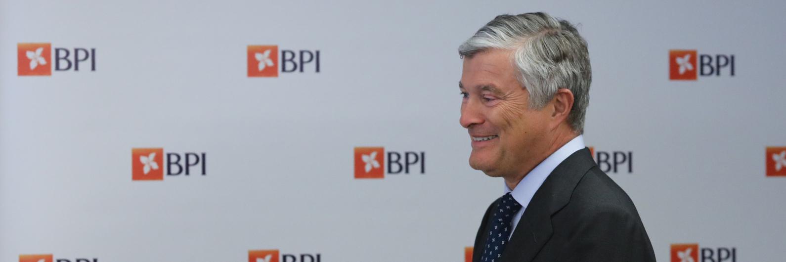 """""""Novo Banco? Não encaixava no que queríamos fazer em Portugal"""", revela presidente do BPI"""
