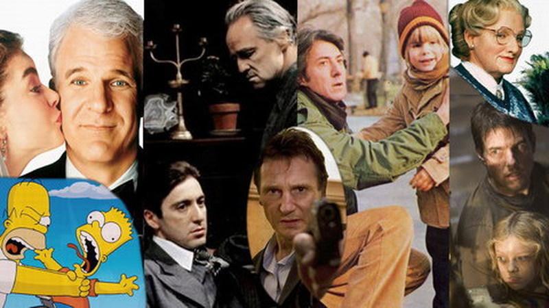 Os bons, os maus e os picuinhas: Os pais mais memoráveis do cinema
