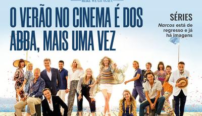 """""""Mamma Mia!"""": O verão no cinema é dos ABBA, mais uma vez"""