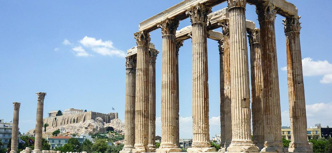 Atenas, a cidade que renasceu das cinzas