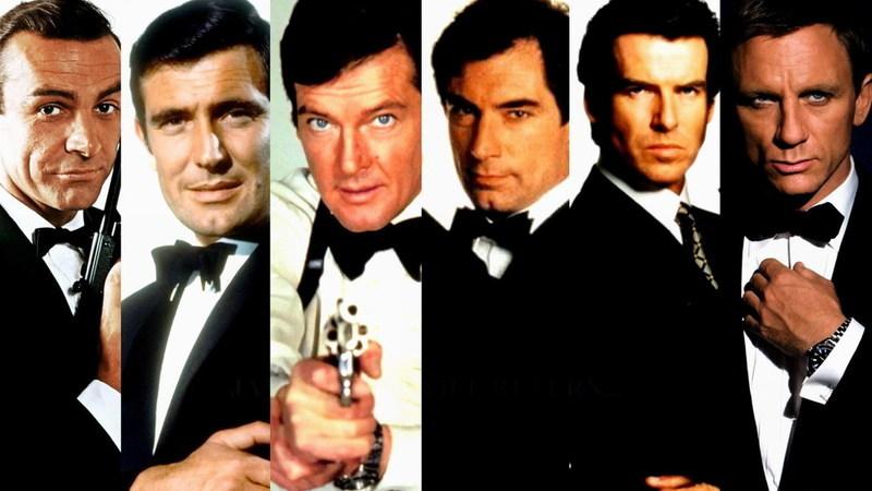 Sondagem: americanos não querem James Bond latino, asiático, gay ou mulher