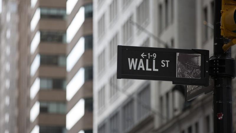 Wall Street com um dia morno
