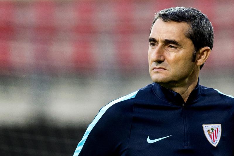 Barcelona desmente contratação de Valverde
