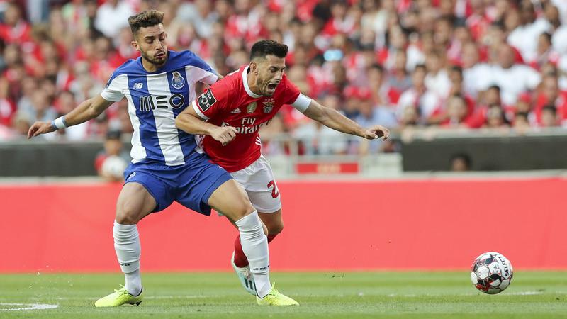 I Liga: FC Porto e Benfica com 10 'duelos' à distância e um ponto a separá-los