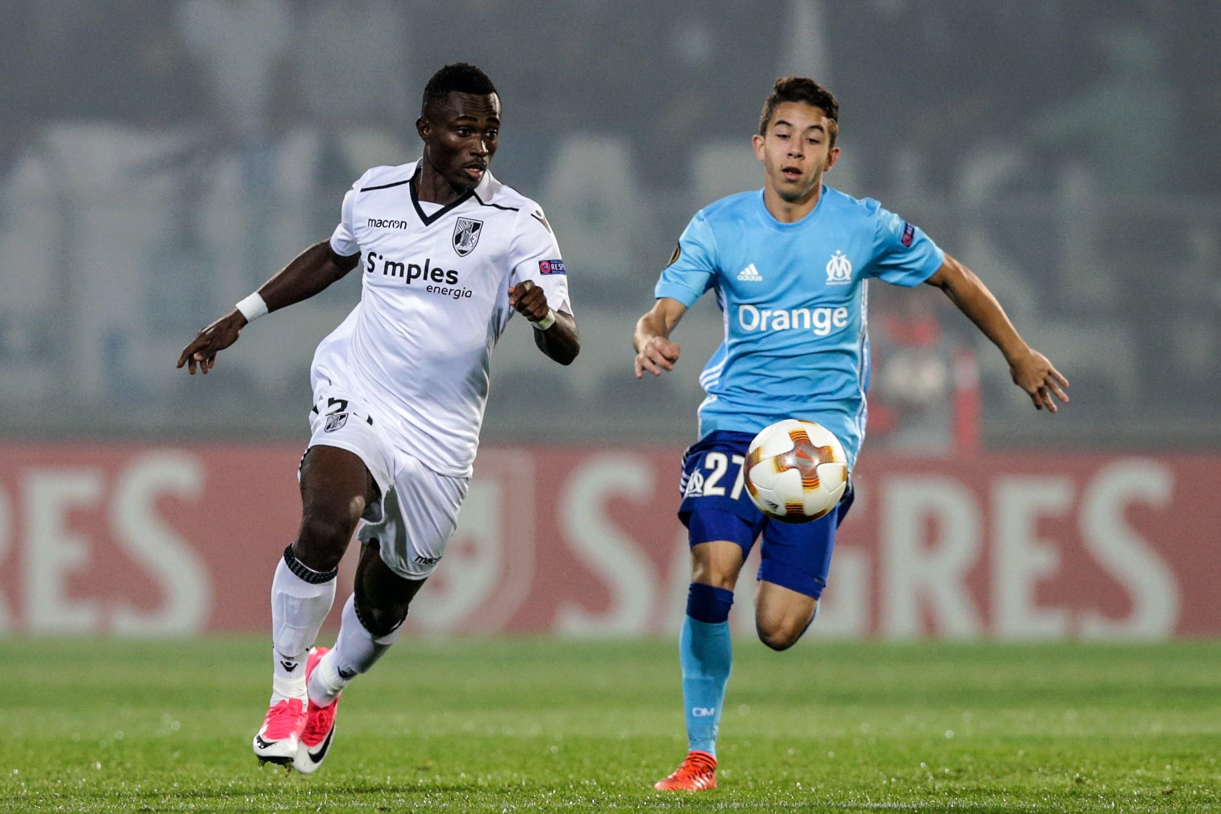 Konan transfere-se do Vitória de Guimarães para Stade de Reims