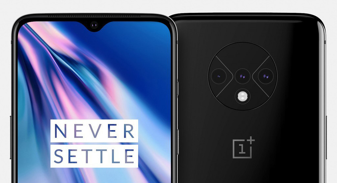 Será este o design final do smartphone OnePlus 7T?