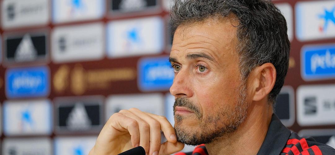 Luis Enrique vai deixa cargo de selecionador espanhol