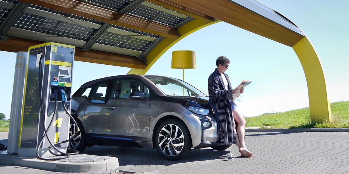 Google Maps vai assinalar pontos de carregamento para facilitar a vida dos condutores de carros elétricos