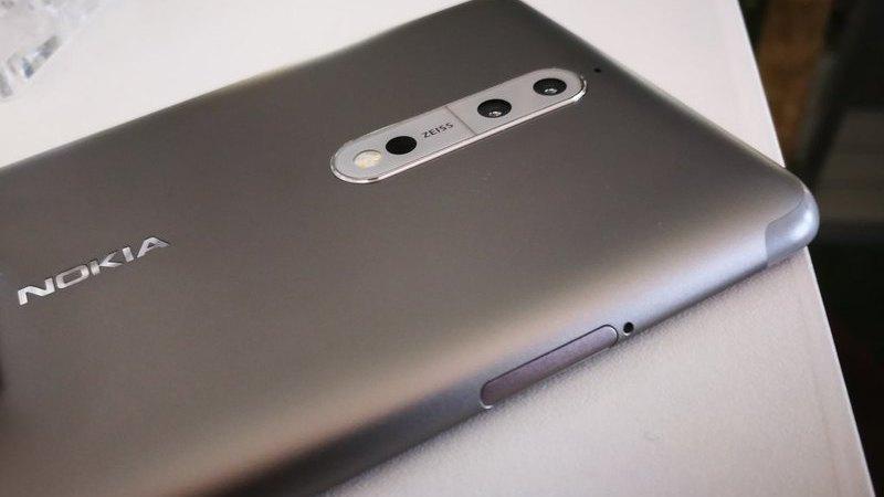 Nokia 8: O smartphone topo de gama da Nokia chegou a Portugal