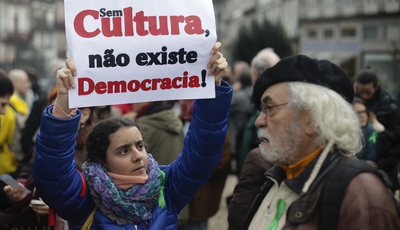 2018: na Cultura, ano fica marcado pela contestação nacional aos apoios às artes