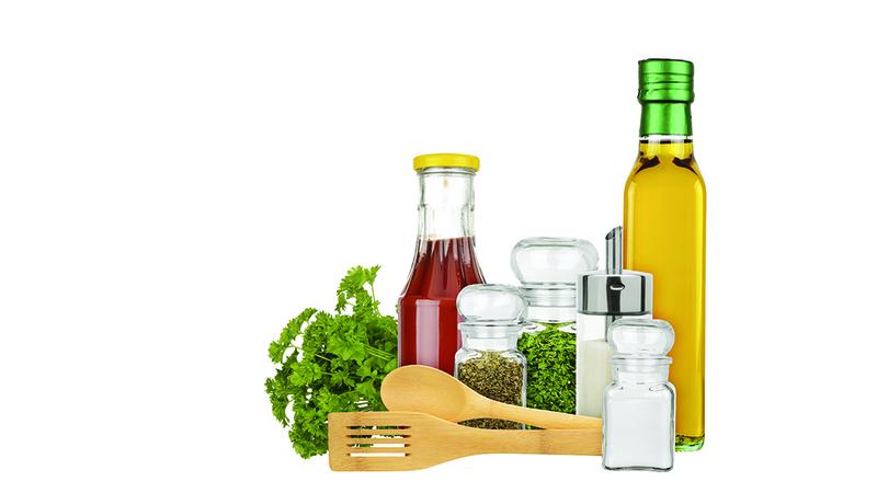 Os temperos e os condimentos mais saudáveis