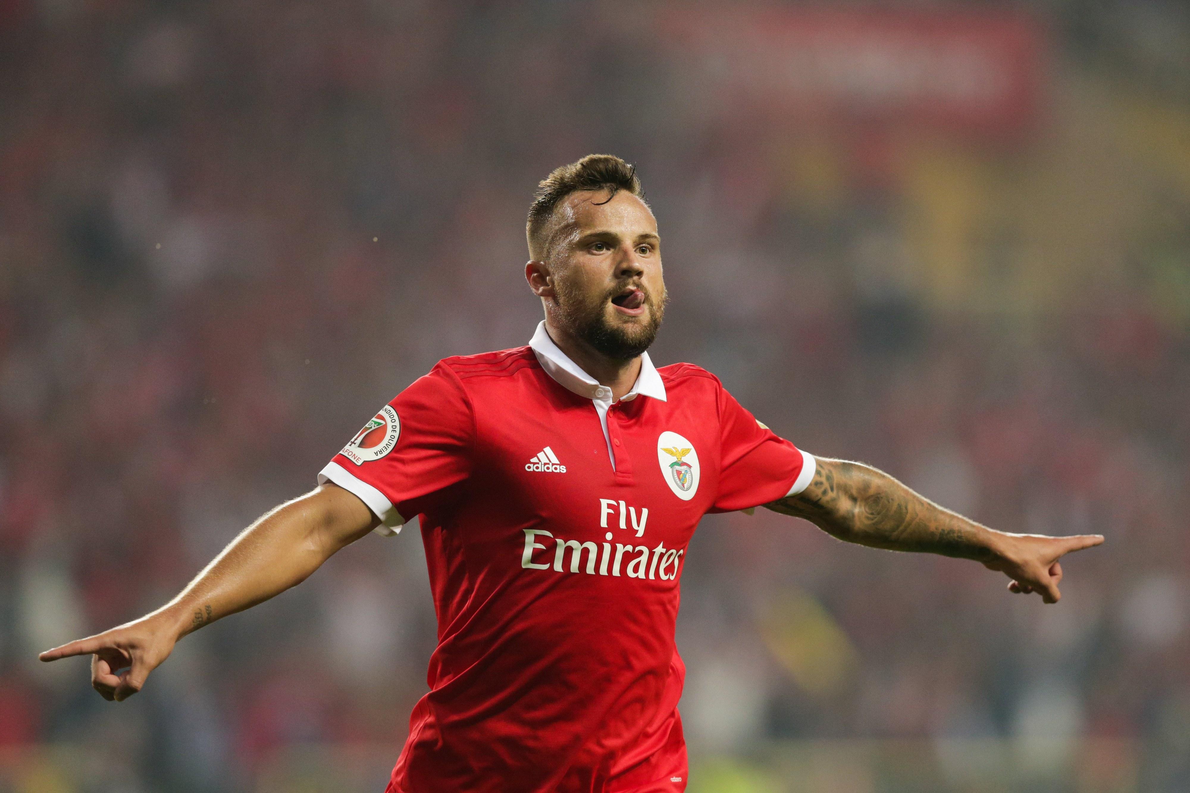 """Seferovic e a época no Benfica: """"Houve momentos difíceis"""""""