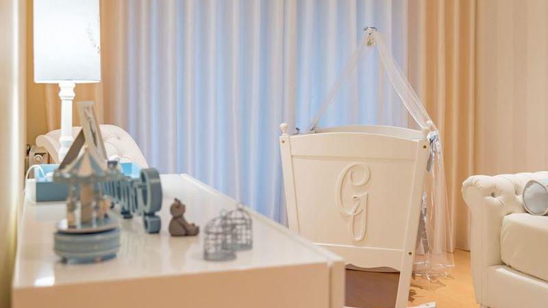Como decorar um quarto para um recém-nascido