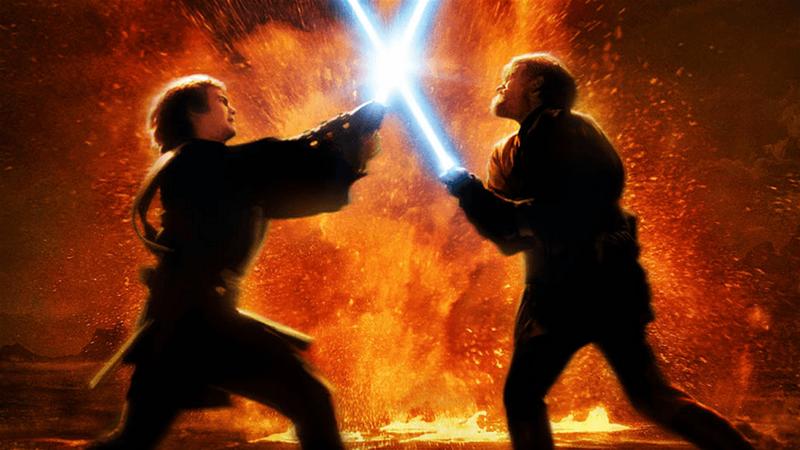 """""""Star Wars"""": duelos com sabres de luz tornam-se desporto oficial em França"""