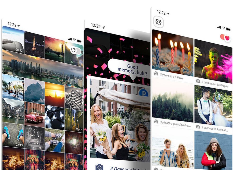Zyl é uma app inteligente de fotografias focada nas memórias dos utilizadores