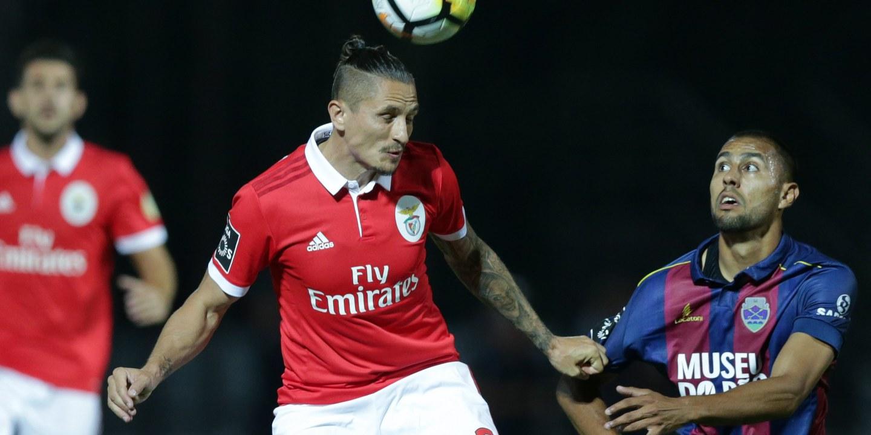 Fejsa em busca do melhor registo no Benfica