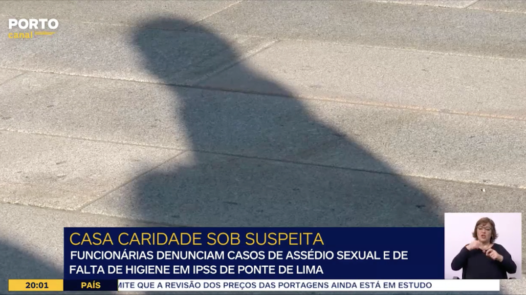 Funcionárias denunciam casos de assédio sexual e de falta de higiene em IPSS de Ponte de Lima