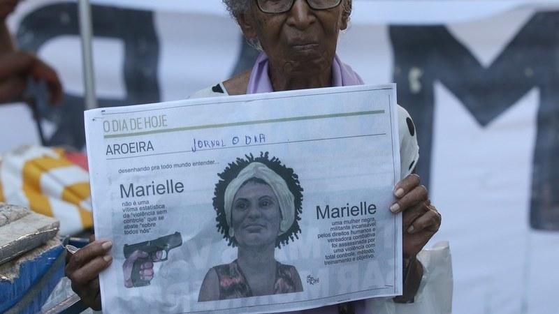 Agente da polícia brasileira tentou atrapalhar investigações ao homicídio de Marielle Franco
