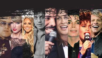 Sabe qual foi o álbum mais vendido no ano em que nasceu?