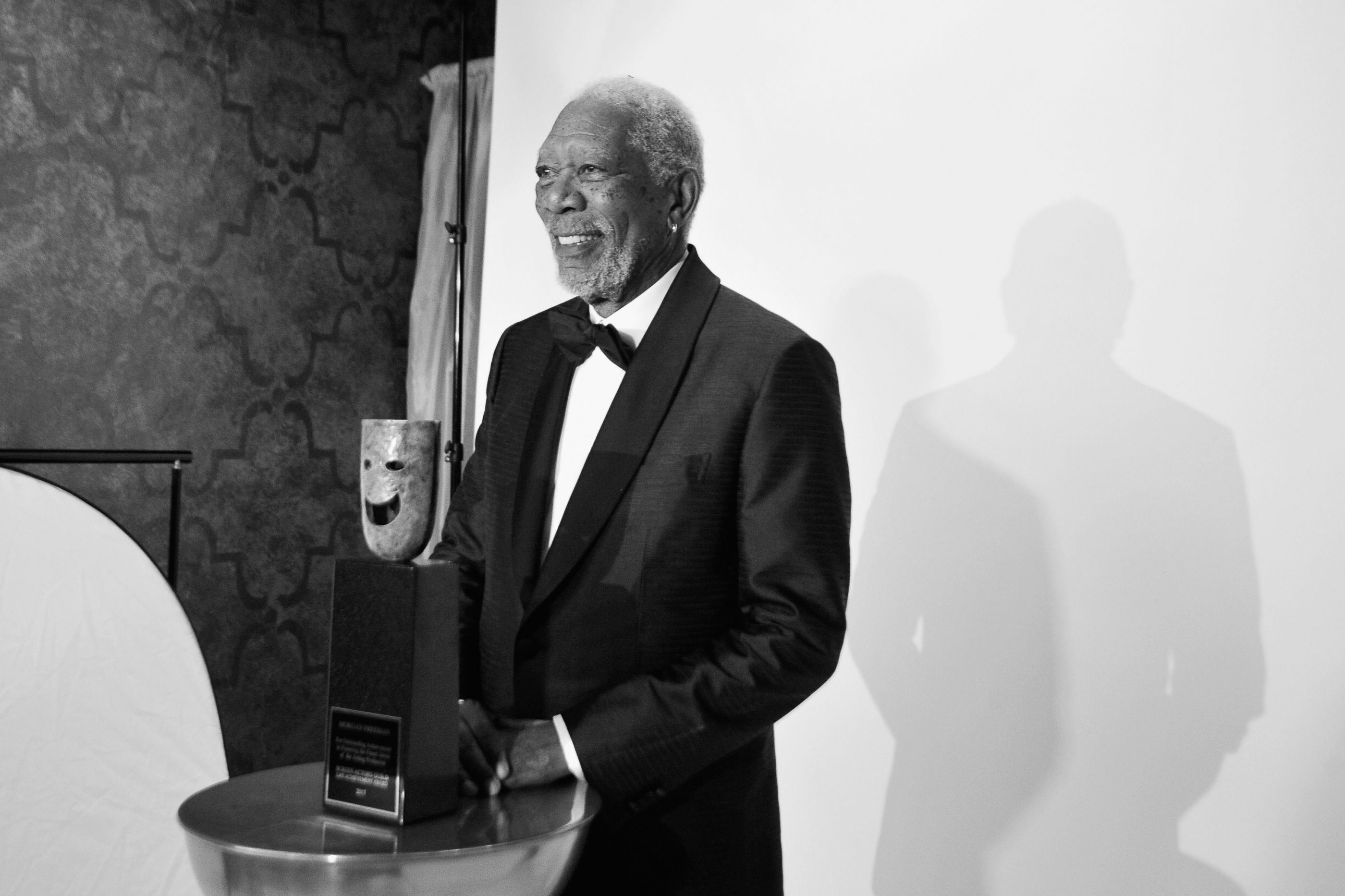 Morgan Freeman poderá perder prémio após acusações de assédio sexual