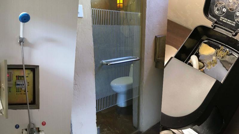 40 fotos que mostram o pior que um hóspede pode encontrar num hotel