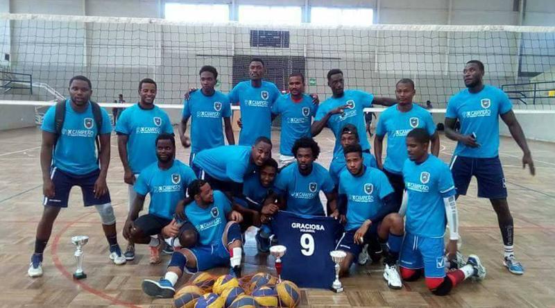 Voleibol/Cabo Verde: Graciosa de Tarrafal é campeão e vai representar Santiago Norte no campeonato