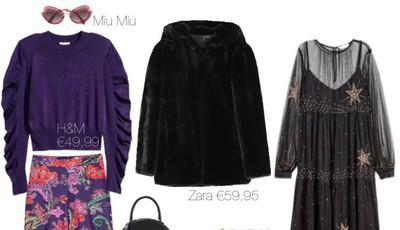 1 casaco x 4 looks