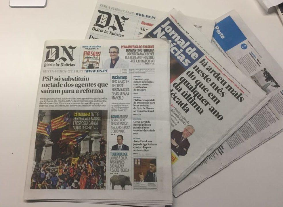 Vem aí a nova sociedade que vai controlar a TSF, o DN e o Jornal de Notícias