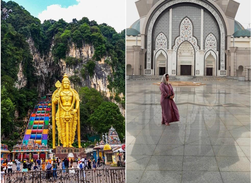 Kuala Lumpur: porta de entrada para a diversidade da Malásia