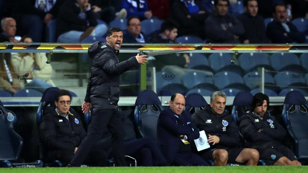 Adeus à Europa foi mérito do Bayer Leverkusen ou demérito do FC Porto? A resposta de Sérgio Conceição