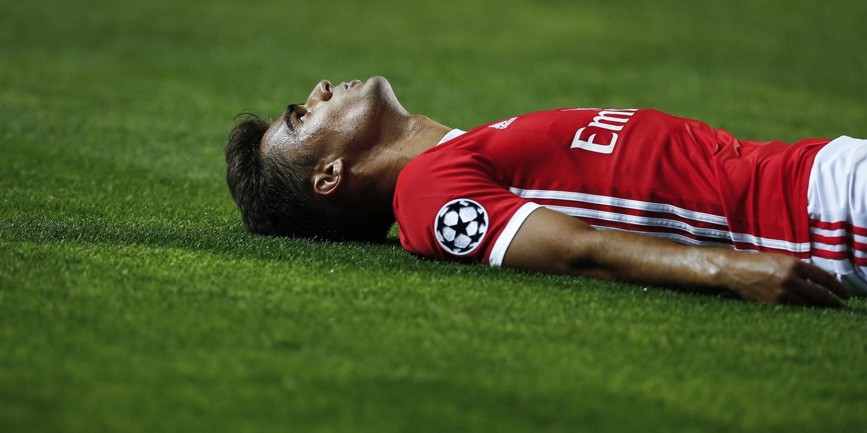À terceira não foi de vez. Benfica perde com o Leipzig e volta a cair em casa no arranque da Liga dos Campeões