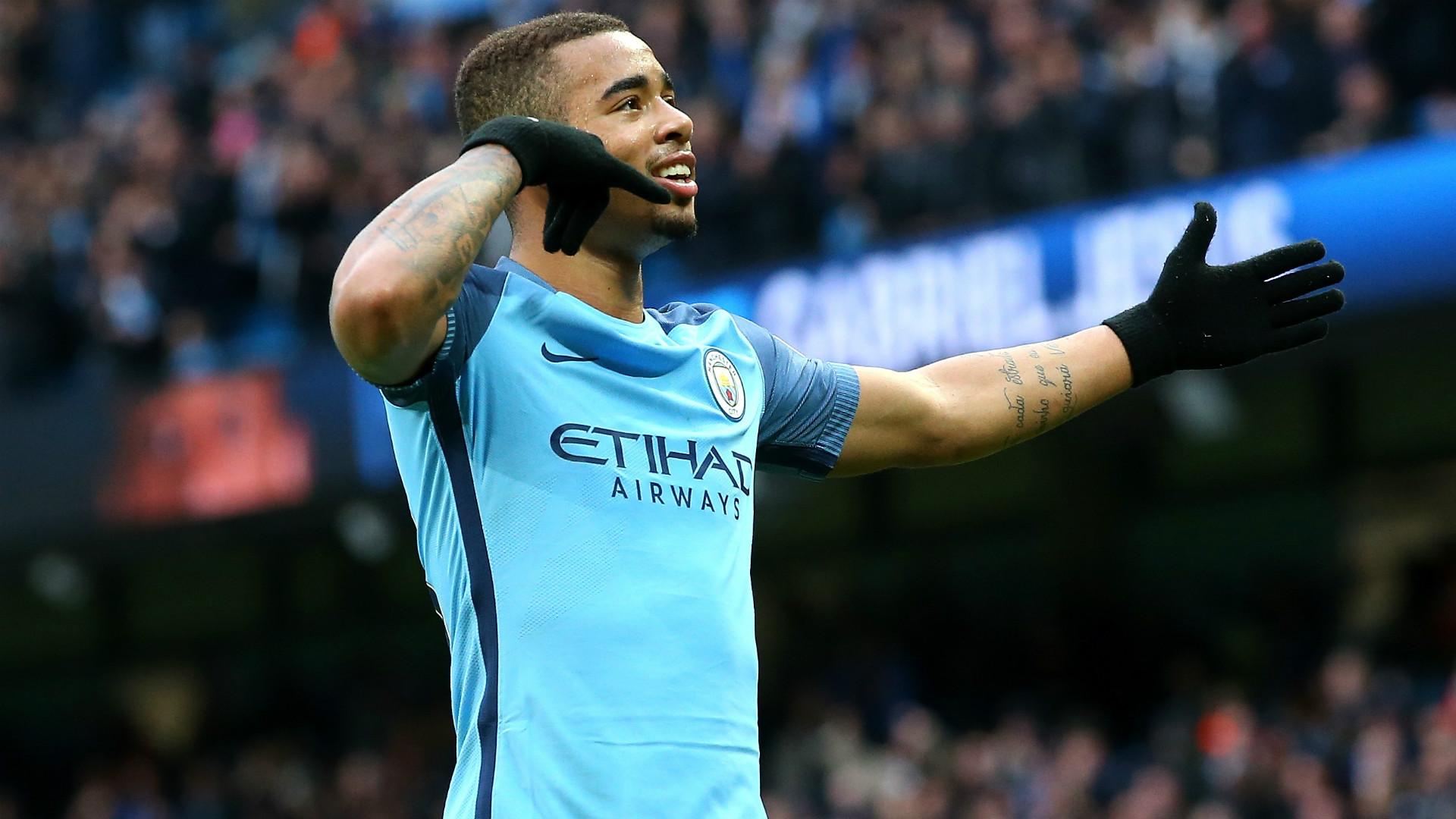 Liga dos Campeões: Gabriel Jesus é o Jogador da Semana