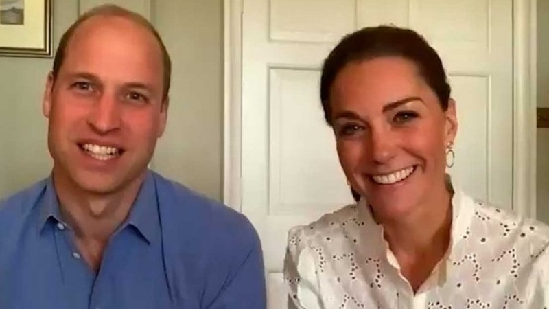 Revelado o trabalho de voluntariado secreto de William e Kate